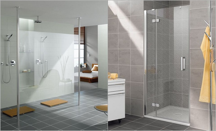 Wolk in shower free / Pasa decor Light